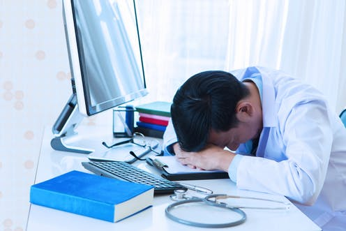 Image result for frustrated doctor images
